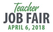 2018 Teacher Job Fair